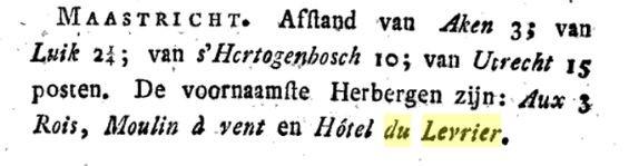 Fragment uit het boek 'Reis door België in het jaar 1814'